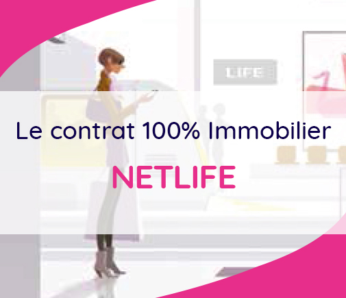 Contrat d'assurance-vie Epargnissimo NETLIFE epargnissimo